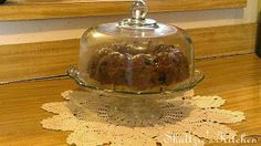 Berry Pound cake. See blog for recipe. http://shultzieskitchen.blogspot.com/2013/09/berry-pound-cake.html