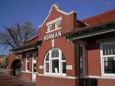 Norman Train Station - Norman, OK
