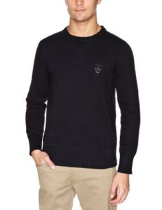 Firetrap Galaxed2 Crew Neck Knit: Amazon.com: Clothing