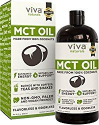 The easiest way to start your day with fat as fuel rather than sugar or carbs, is to have MCT oil in your coffee or tea. MCT oil and butter in my coffee, means no hunger pangs mid morning. :-)