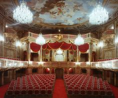 Schönbrunn Palace Theatre, Vienna, Austria [1st of two pins]