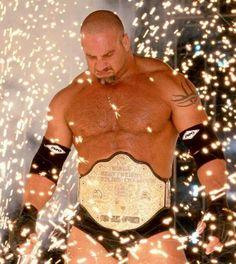 No 20. Bill Goldberg, master of the spear.
