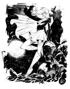 Supergirl by Matteo Scalera