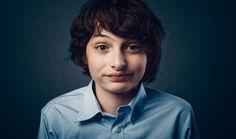 Finn Wolfhard by Ryan Gibson.