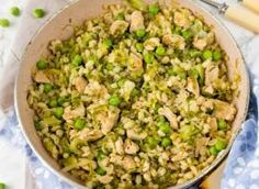 Fried Rice, Fries, Ethnic Recipes, Food, Essen, Meals, Nasi Goreng, Yemek, Stir Fry Rice