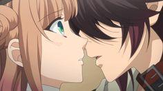 amnesia shin kiss
