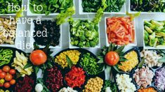 5 Foods to Avoid at the Salad Bar - Diet and Nutrition Center - Everyday Health Veg Dishes, Vegetarian Main Dishes, Dieta Detox, 500 Calories, Plant Based Diet, Balanced Diet, Food Lists, Meal Planning, Healthy Eating