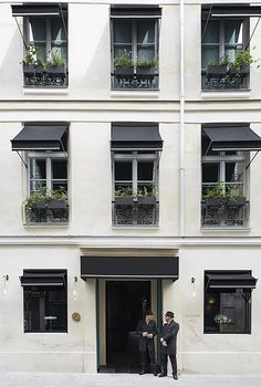 Le Roch Hotel Paris designed by Sarah Lavoine