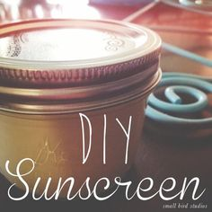 DIY sunscreen. Perfect for summer and kids who need to burn their energy in something productive. #Parenting #Playground #FunPlaySafePlay