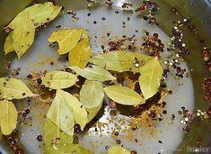 Ogórki po żydowsku na zimę - przepis ze Smaker.pl Plant Leaves, Ethnic Recipes, Plants, Food, Essen, Meals, Plant, Yemek, Eten