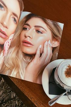 Enjoy your coffee with Assuré Beauty Editorial, Best Photographers, Beauty Trends, Magazine, Coffee, Fashion, Kaffee, Moda, Magazines
