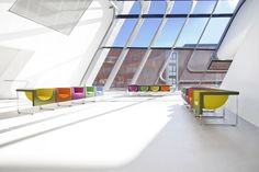 STUA for quality projects: Wien University by Zaha Hadid. www.stua.com