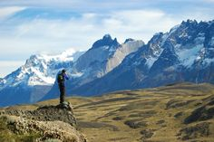 Spend five days at EcoCamp Patagonia, hiking the W Trek in Chile's Torres del Paine National Park!