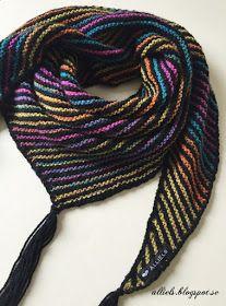 Arabian Nights, Knitted Shawls, Knit Crochet, Knitting, Scarfs, Crocheting, Threading, Knit Shawls, Crochet