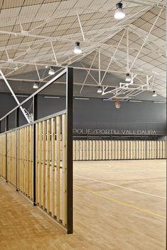 Polideportivo Valldaura  / Sulkin Marchissio SCP
