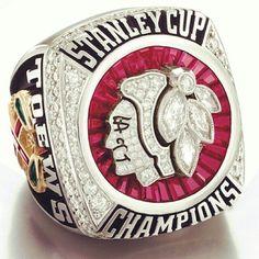 Toews Championship Ring