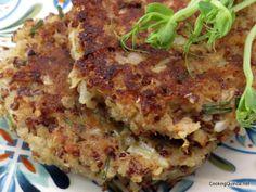 quinoa patties