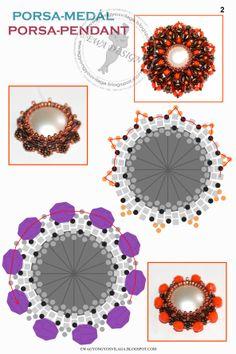 Porsa pendant pattern 2
