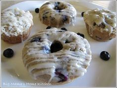 Blueberry Cake Donuts, Snickerdoodle Donuts and a variety of other interesting recipes