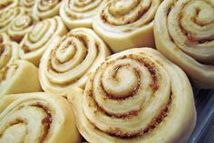 The Best Cinnamon roll recipe is made with simple ingredients and makes the lightest and fluffy, soft and chewy cinnamon rolls. Also included is a recipe for cinnamon roll icing, perfect to slather on your warm cinnamon rolls right out of the oven. Gooey Cinnamon Rolls Recipe, Best Cinnamon Roll Recipe, Overnight Cinnamon Rolls, Cinnamon Rolls From Scratch, Cinnamon Roll Icing, Cinnabon Cinnamon Rolls, Best Cinnamon Rolls, Cinnamon Recipes, Baking Recipes