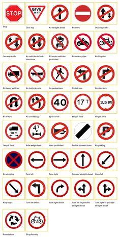 signal signs for driving driving signs noticeable traffic signals in india - Design Graphica Our Road sign gallery Driving Basics, Driving Test Tips, Driving Rules, Driving School, Driving Signs Test, Driving Signals, Learning To Drive Tips, Road Sign Meanings, All Traffic Signs