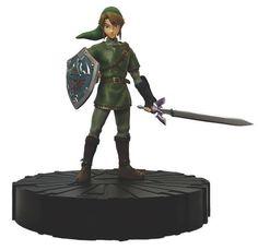 Estatua Link, 25 cm. The Legend of Zelda: Twilight Princess Dark Horse  Estatua de 25cm basada en el popular videojuego The Legend of Zelda: Twilight Princess, con el protagonista Link.