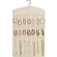 Travel Watch Bracelet Necklace Hanging Jewelry Organizer Storage Holder Tool NEW