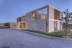 Stone House in Anavissos, Attica, 2013