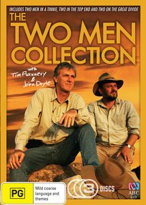 The Two Men Collection | DVD | ABC Shop