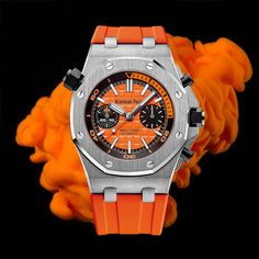Audemars Piguet - spicing it up for the summer - with Summer Colors to brighten your wardrobe.   Love the ad campaign.  @LinkCuffs @AudemarsPiguet #AudemarsPiguet #Watches #menswatches #mensstyle #mensfashion #wristporn #Fashion #style #fashionbloggers #linkcuffs