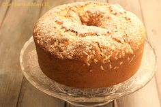 Biscotti, Plum Cake, Chiffon Cake, Almond Cakes, Sweet Cakes, Bagel, Buffet, Good Food, Sweets