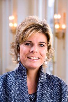Portretfoto's Prinses Laurentien