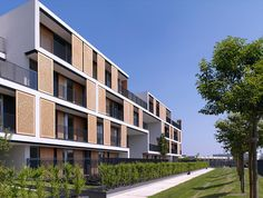 Milanofiori Housing Complex by OBR