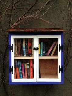 Little Free Library via This Is My Secret: The Blog of Writer Kristin Cashore - leah.bry@gmail.com - Gmail