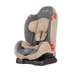Caretero Combo Black Autositz Kindersitz Gruppe 0/i/ii 0-25 Kg Baby