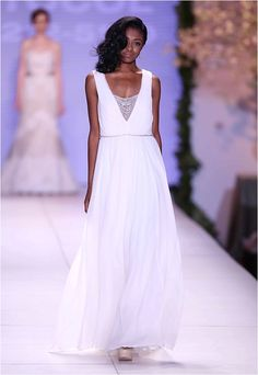 Charleston Fashion Week Spring Bridal Show | The Big Fake Wedding Blog