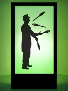 High quality Juggling Act Silhouette Panel available to hire. View Juggling Act Silhouette Panel details, dimensions and images. Halloween Circus, Circus Carnival Party, Circus Theme Party, Night Circus, Carnival Themes, Party Props, Halloween Photos, Vintage Halloween, Halloween Costumes