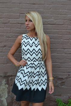Piace Boutique - Thunder Rolls Dress