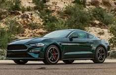 2019 Ford Mustang Bullitt is everything a Mustang should be — StangBangers Ford Mustang Bullitt, Ford Mustang Shelby Gt500, Fancy Cars, Cool Cars, My Dream Car, Dream Cars, New Mustang, Bmw, Pony Car