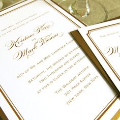 Printable Wedding Invitations Simple Script by EdenWeddingStudio, $45.00