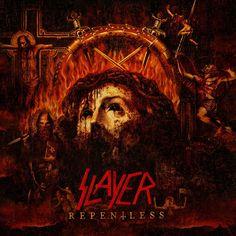 Slayer - Repentless #ThrashMetal