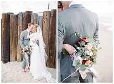 Rustic backdrop for wedding photos | Newport Beach | Orange County | Brooke Bakken Wedding Photgrapher