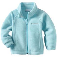 Columbia Toddler Girls Toddler Benton Springs Fleece Jacket (28 AUD) ❤ liked on Polyvore featuring girls