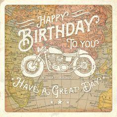 Birthday ~ Gareth Williams & Motorbike & Birthday ~ Gareth Williams & Motorbike More The post Birthday ~ Gareth Williams & Motorbike & & Birthday Wishes etc. appeared first on Happy birthday . Happy Birthday Man, Birthday Pins, Happy Birthday Pictures, Happy Birthday Messages, Happy Birthday Quotes, Happy Birthday Greetings, Birthday Love, Card Birthday, Birthday Ideas