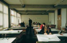 Salón de clases, sin fechar.