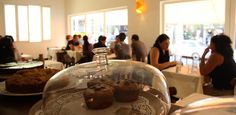 Cafes In Tel Aviv –Orna And Ella. Hg2Telaviv.com.