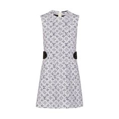 View 1 - Ready to Wear Dresses Sleeveless Dress With Waist Detail Ropa Louis Vuitton, High Fashion Dresses, Fashion Bags, Women's Fashion, Louis Vuitton Collection, Fashion Dictionary, Looks Chic, Kpop Outfits, Cute Casual Outfits