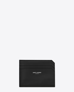 a9d33331093 fragments credit card case in black leather