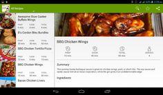 Chicken Soup Recipes: miniatuur van screenshot