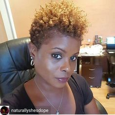 Image result for haircut for natural black hair